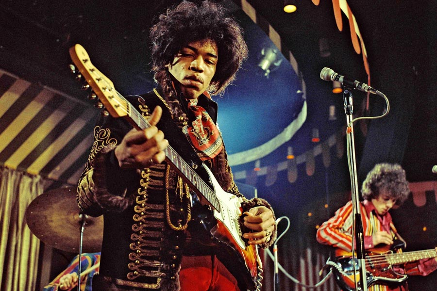 Marshall Hendrix